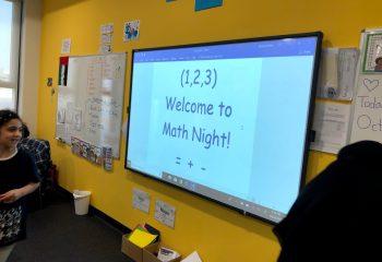 Math Night 3