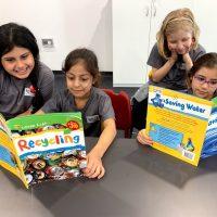 reading at American school dubai