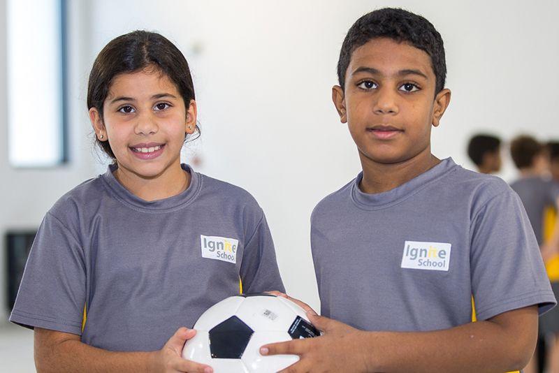 american school in Dubai , UAE