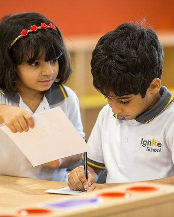 Early Learning Program Dubai