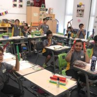 Cooperative learning in elementary classroom