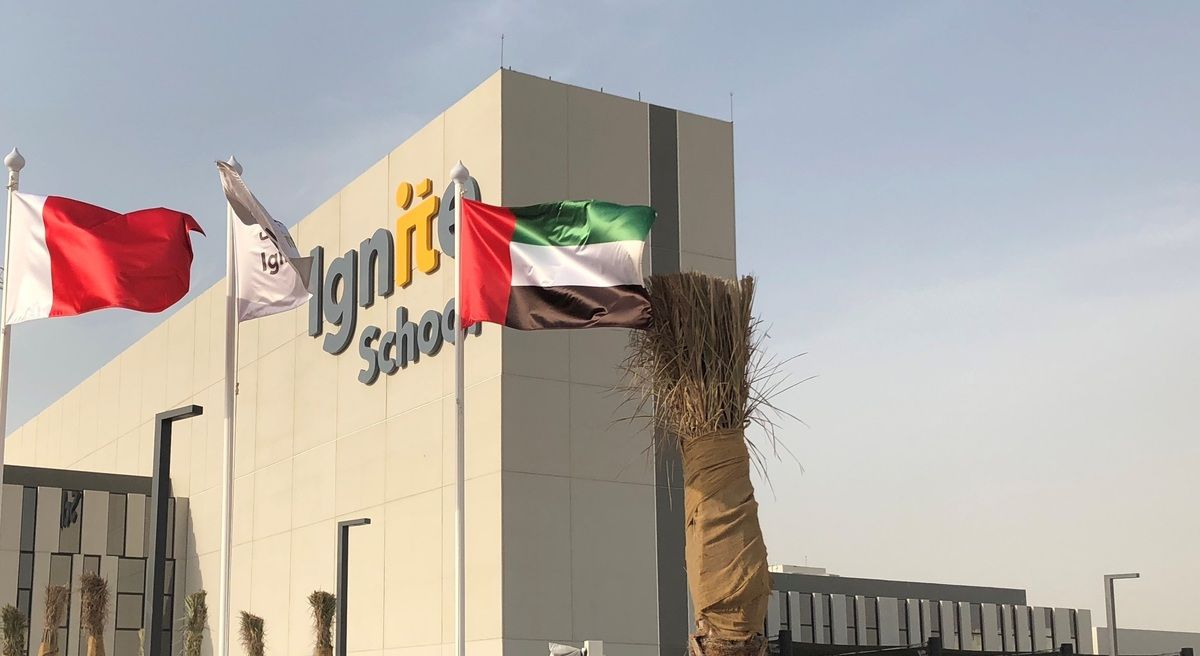 international school in dubai