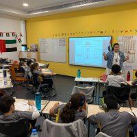 Use of Technology in a Dubai Classroom
