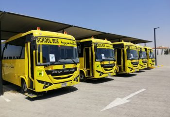 School Bus Safety Rules for Students in Dubai
